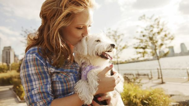 PHOTO: Your fluffy friend is good for your physical and mental well-being.