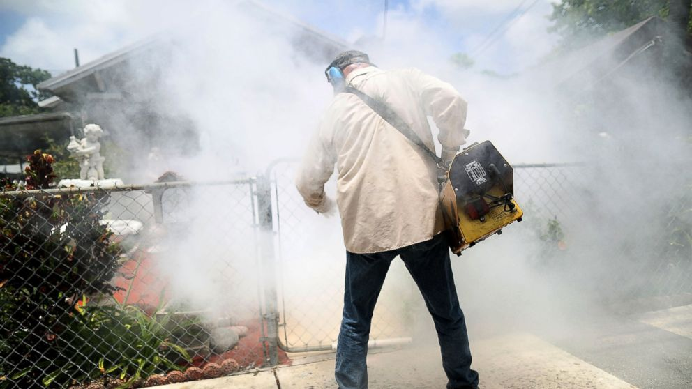 Your Call: Would the Zika Virus Keep You from South Florida?