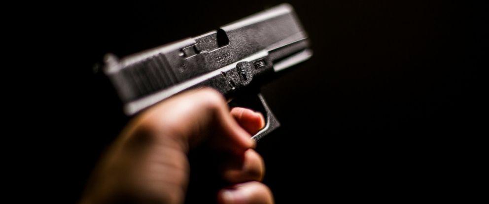PHOTO: Gun violence and mental health.