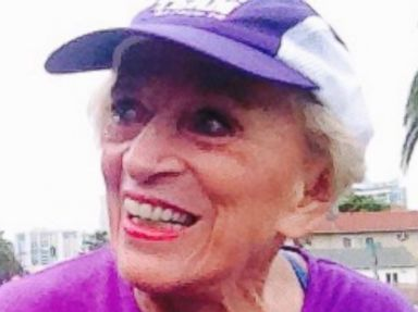 91-Year-Old Marathoner Smokes the Competition