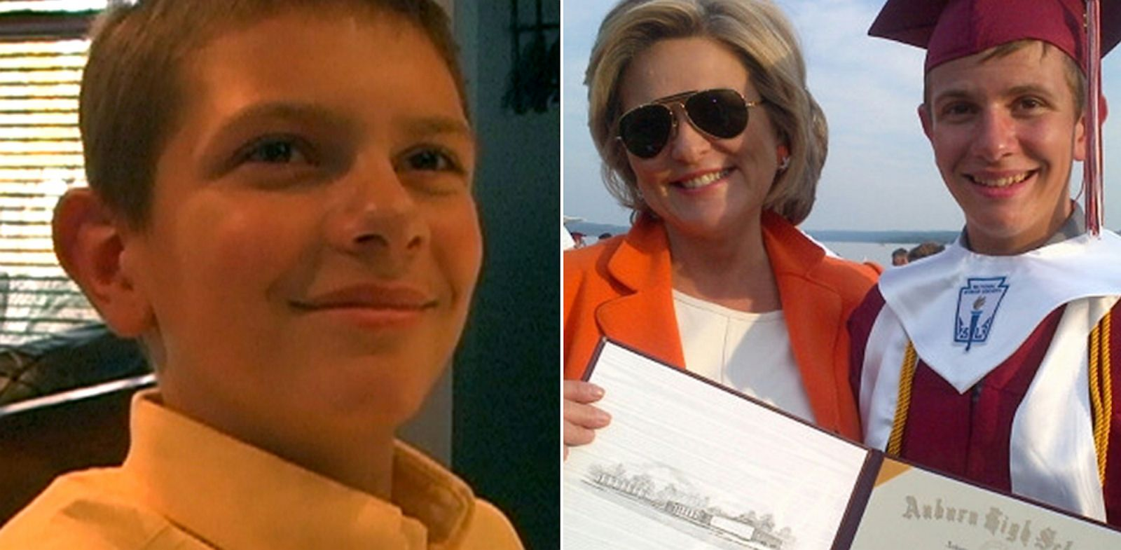 PHOTO: Boy Overcomes Rare Cancer