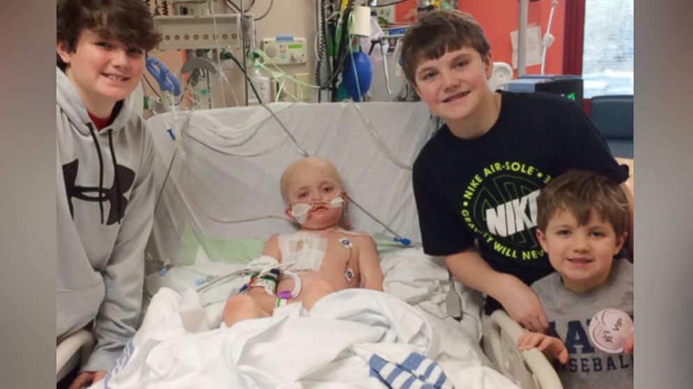 PHOTO: Josh Hardy, 7, has beat cancer four times, but a virus could kill him.