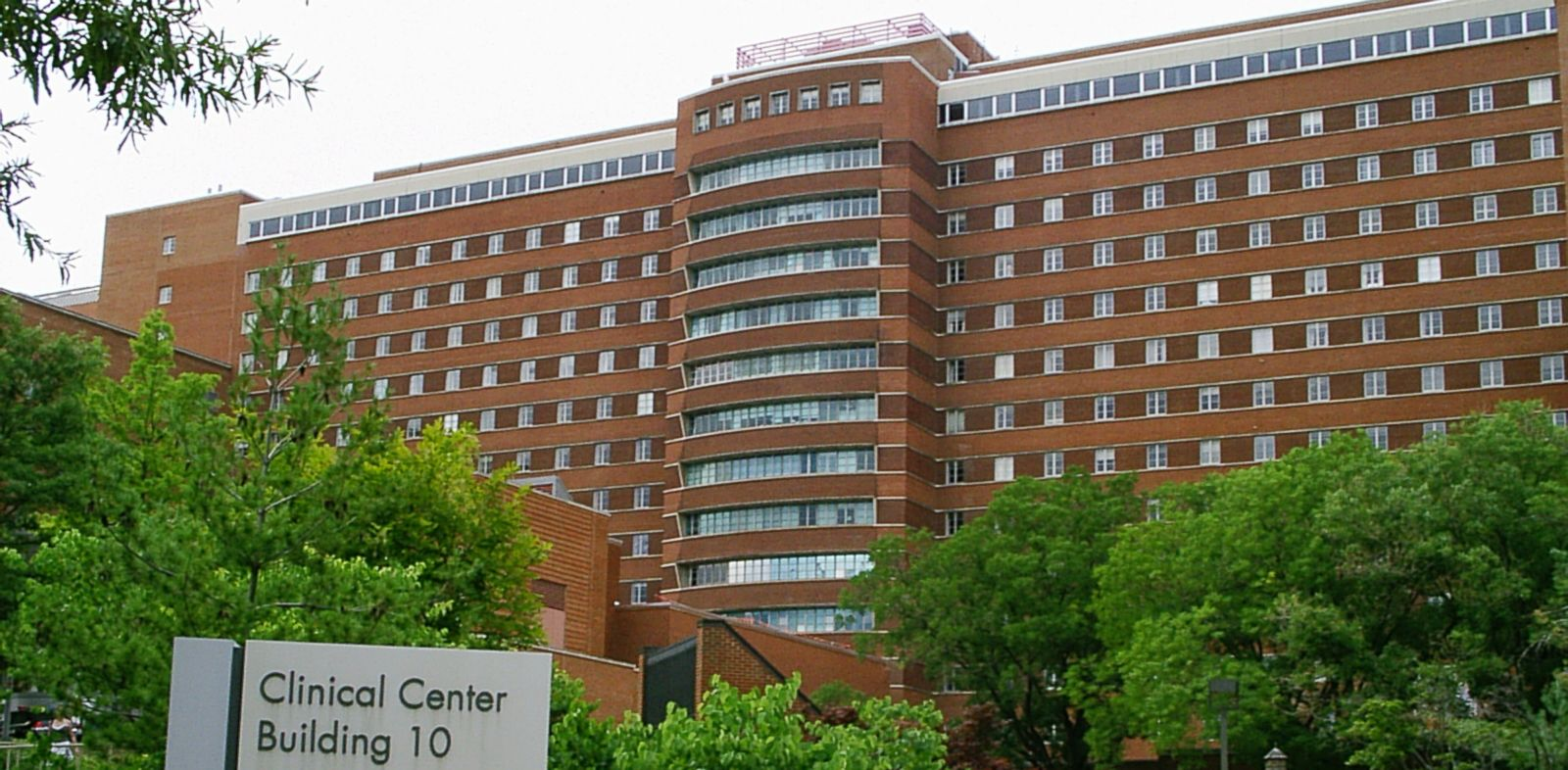 PHOTO: The National Institutes of Health (NIH) campus is located in Bethesda, Md.