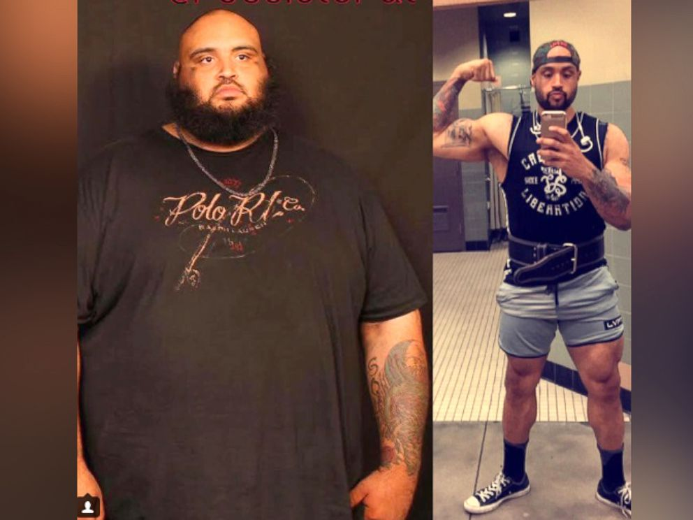 PHOTO: Pasquale Pat Brocco, 31, lost more than 300 pounds and transformed his body.