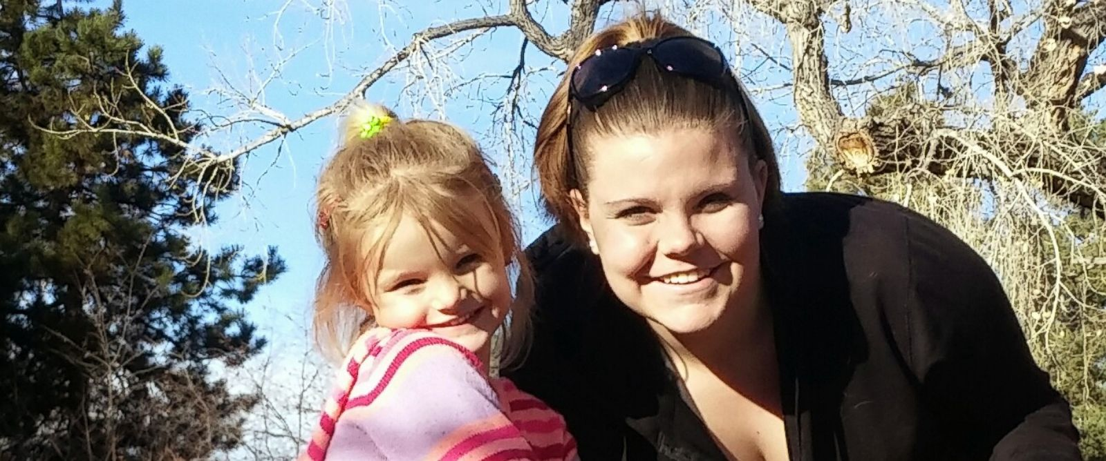 PHOTO: Leeza and Natalee Pearson of Aurora, Colo., are seen here in this undated file photo.