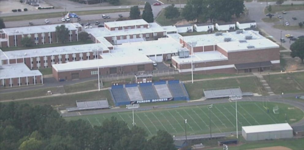 PHOTO: At least 100 students were sent home from two North Carolina schools due to a mysterious illness.