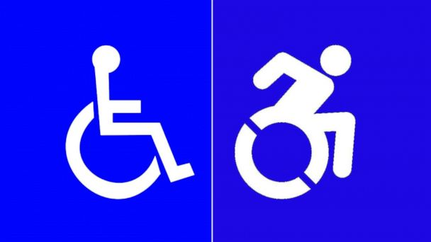 HT accessibility symbol jtm 140618 16x9 608 Accessibility Symbol Could Get a Makeover