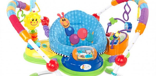 HT baby einstein toy product thg 130724 33x16 608 Baby Jumpers Recalled Over Impact Risk