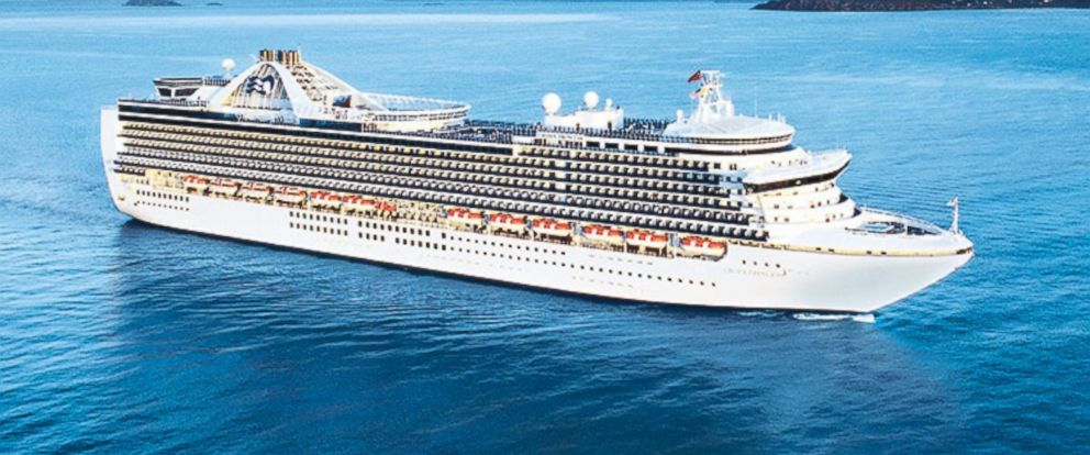 PHOTO: A Crown Princess cruise ship is shown in this photo from princess.com. The CDC reported 172 people have been sickened by the norovirus aboard a Crown Princess cruise ship.
