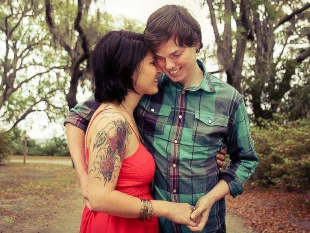 PHOTO: Danielle and Matt Davis are shown in this undated photo.