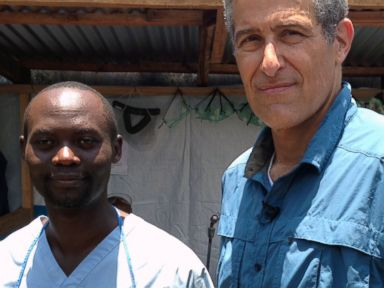 Ebola Outbreak: Dr. Besser's Look at Life Inside the Hot Zone