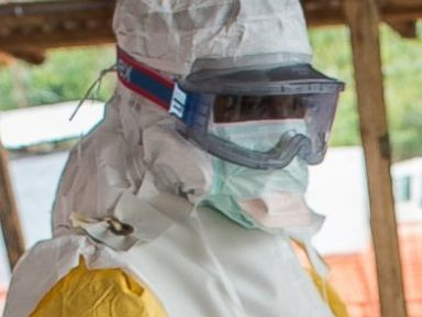 Doctors Battling Ebola Are Met With Fear, Mistrust