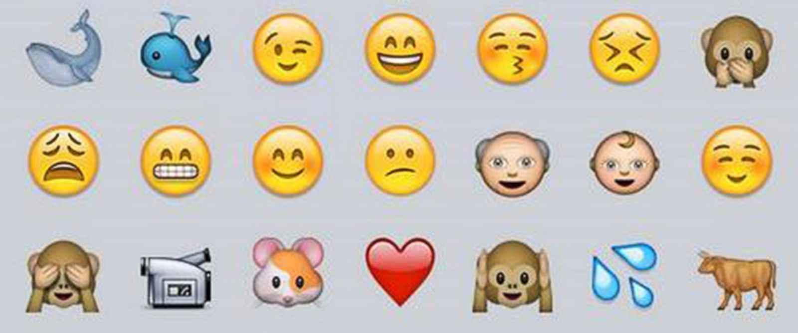 PHOTO: Global Language Monitor names the heart emoji as the top word for 2014.