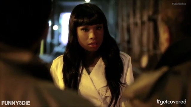 PHOTO: Jennifer Hudson Spoofs Scandal in Pro Obamacare Funny or Die Video