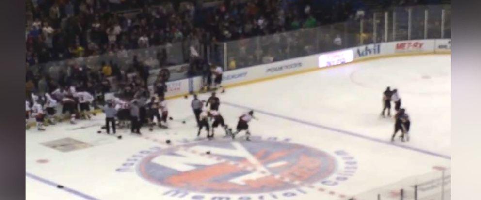 PHOTO: NHL Class Action Lawsuit