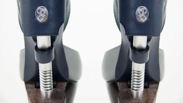 HT hydraulic heels 01 jef 140604 16x9 608 U.K. Designer Adds Kick With Hydraulic Heels