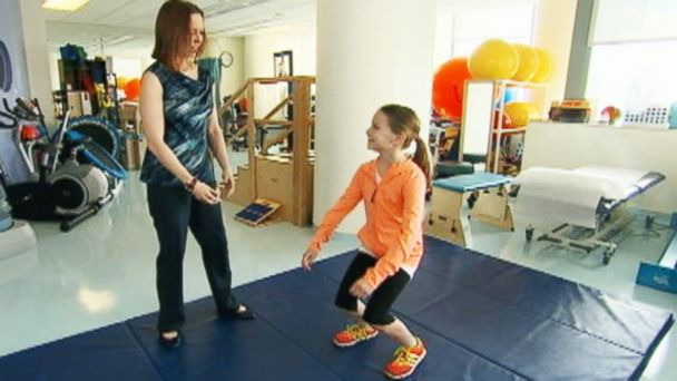 HT isabella owens jtm 140325 16x9 608 Exercises Aim to Reduce ACL Tears in Kids