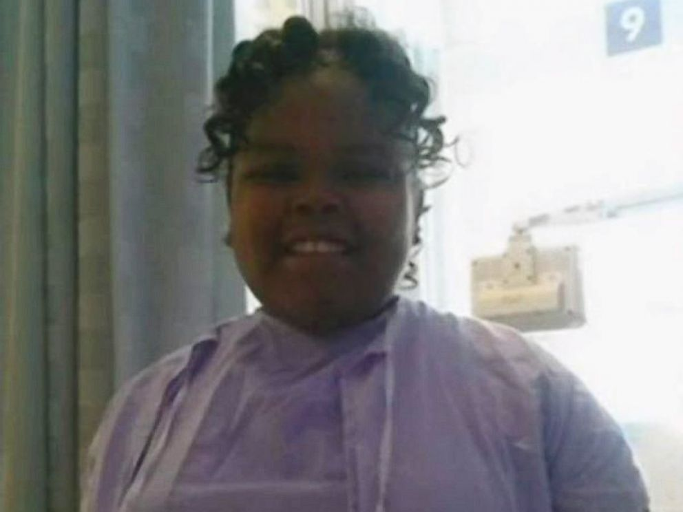 PHOTO: Jahi Mcmath is seen in this photo posted to the Keep Jahi Mcmath on life support Facebook page, Dec. 17, 2013.