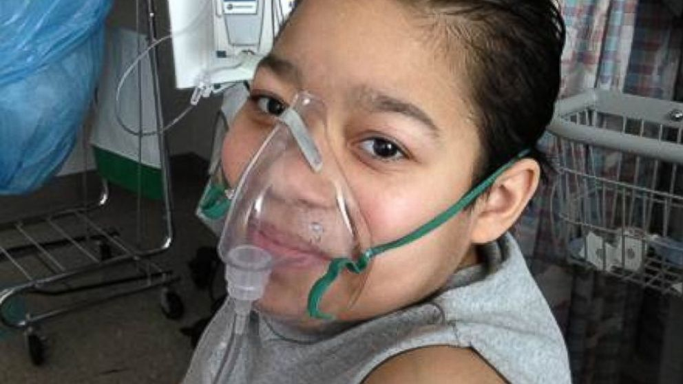 PHOTO: equal inclusion in the adult lung transplant waiting list after a federal judge ruled in his favor.