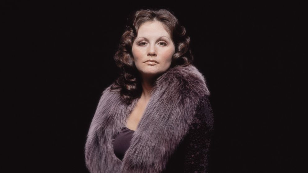 PHOTO: Lost photos from 840 negative transparencies of Linda Lovelace are on exhibit at the Museum of Sex in New York.
