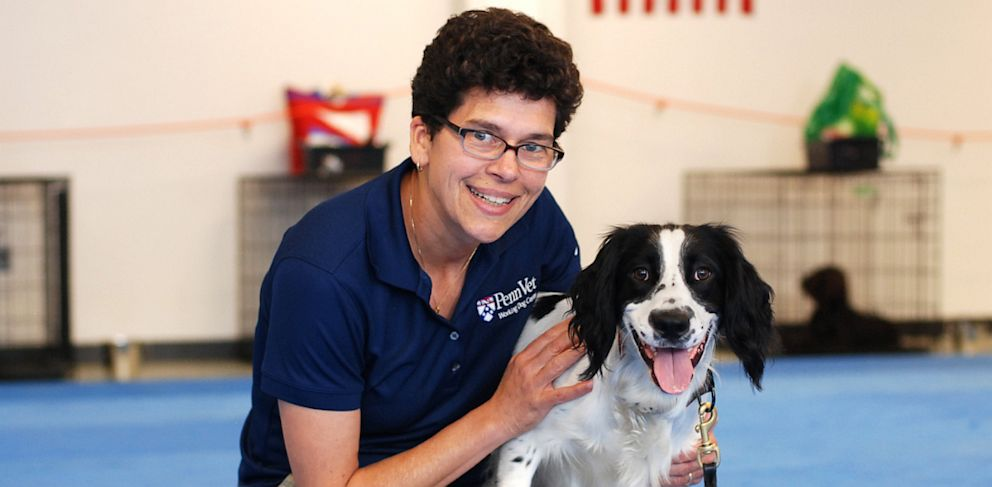 PHOTO: Penn Vet Working Dog Centers Cynthia M. Otto
