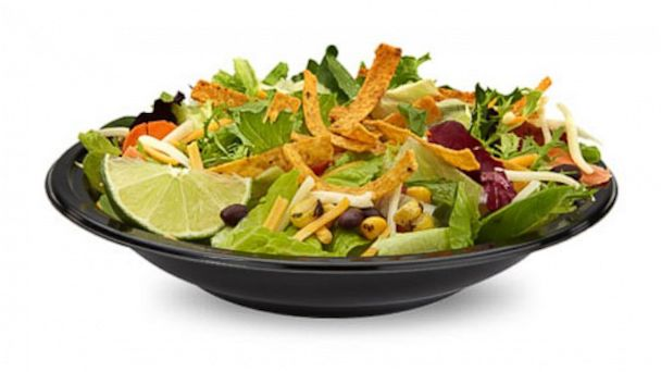 PHOTO: McDonalds Premium Southwest Salad has only 140 calories.
