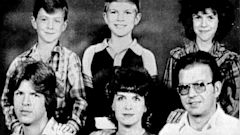 PHOTO: Tom Odle, shown here at bottom left, slaughtered his entire family in 1985.