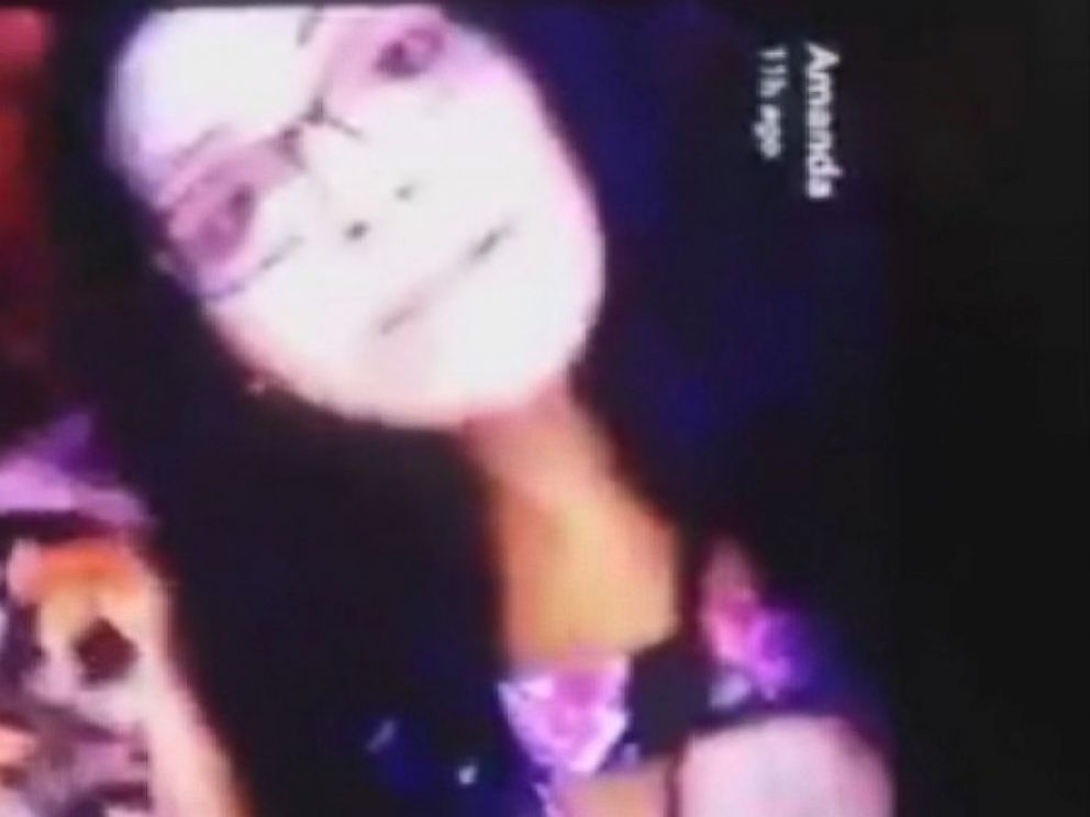 PHOTO: Amanda Alvear is seen here in this Snapchat video.