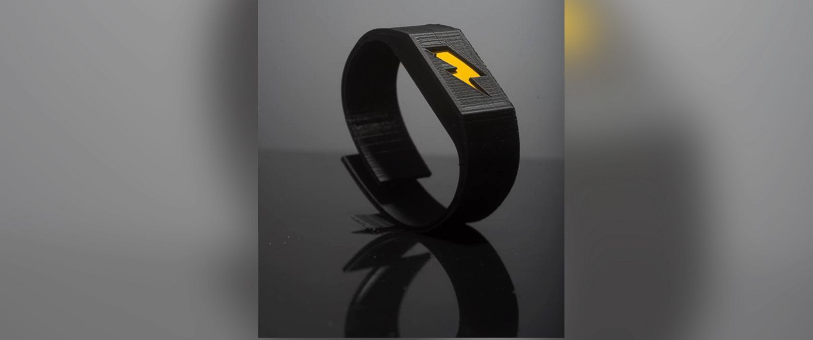 "PHOTO: The ""Pavlok"" device encourages you to stay healthy and in shape with handy ""shocking"" reminders."