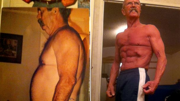 HT robert durbin nt 131127 16x9 608 Rock Hard Grandfather Loses Weight, Gets Ripped, Becomes Internet Star