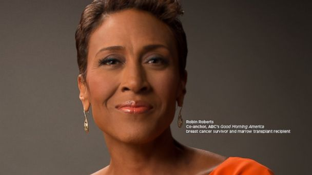 HT robin roberts psa jef 140120 16x9 608 Robin Roberts Appears in New Blood Cancer Public Service Campaign