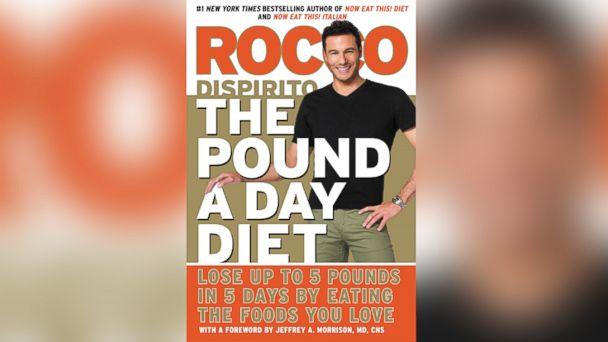 HT rocco dispirito book jef 140109 16x9 608 Rocco DiSpiritos Pound A Day Diet Claims Quick Weight <a href=