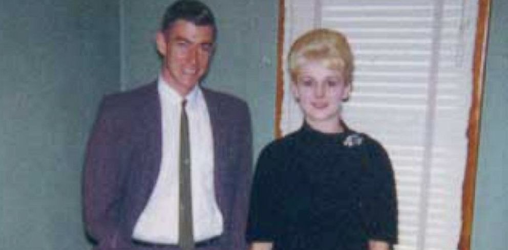 PHOTO: Bonnie Bucqueroux and her ex-husband Ron, who died of cancer.