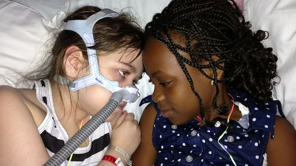 PHOTO: Sarah Murnaghan, 10, needs a lung transplant but a policy puts her last on the list even though she only has weeks to live.