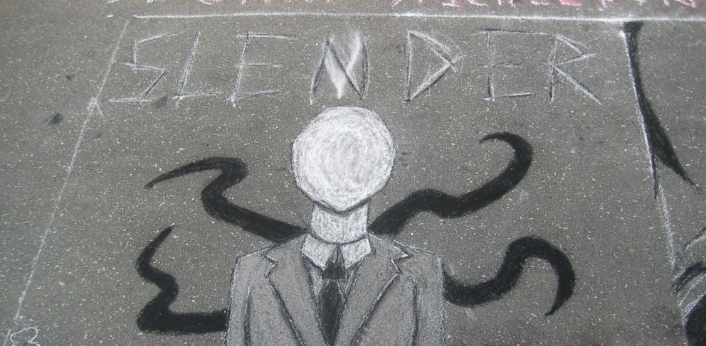 PHOTO: This is one of the many drawings of Slender Man, a popular, folkloric internet meme. PHOTO: Two Wisconsin girls told police they stabbed their friend to please Slender Man, but experts say the meme is not to blame for the crime.