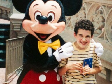 How Dumbo and Pluto Helped Boy Emerge From Autism
