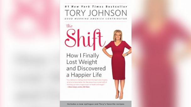 HT the shift cover sk 140908 v16x9 16x9 608 Tory Johnsons Weight Loss Tips