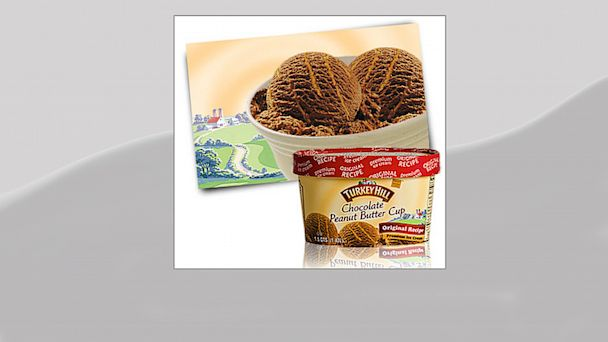 PHOTO: Turkey Hill Ice Cream Recall