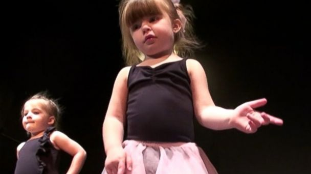 KEZI brielle dancing jtm 140529 16x9 608 Pint Size Dancer Inspires Despite Genetic Disorder