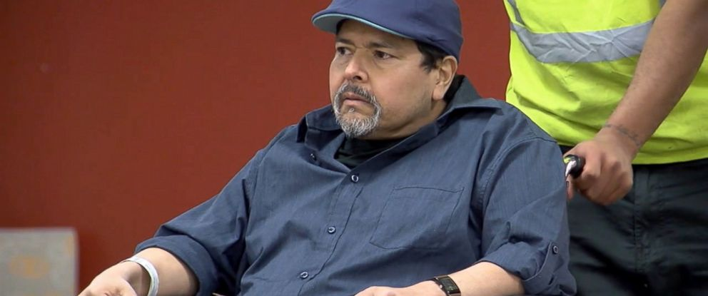 PHOTO: Jorge Alvarado, the father of a boy who was forced to leave plane over allergies, has died, according to family members.