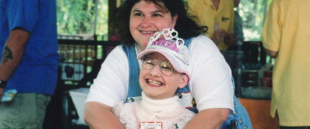 PHOTO: Gypsy Blanchard is pictured with her mother Dee Dee Blanchard in this undated photo.