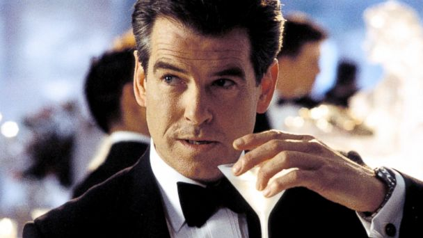 NC pierce brosnan james bond jef 131212 16x9 608 Instant Index: James Bond Consumed 92 Shots of Alcohol a Week, Researchers Find