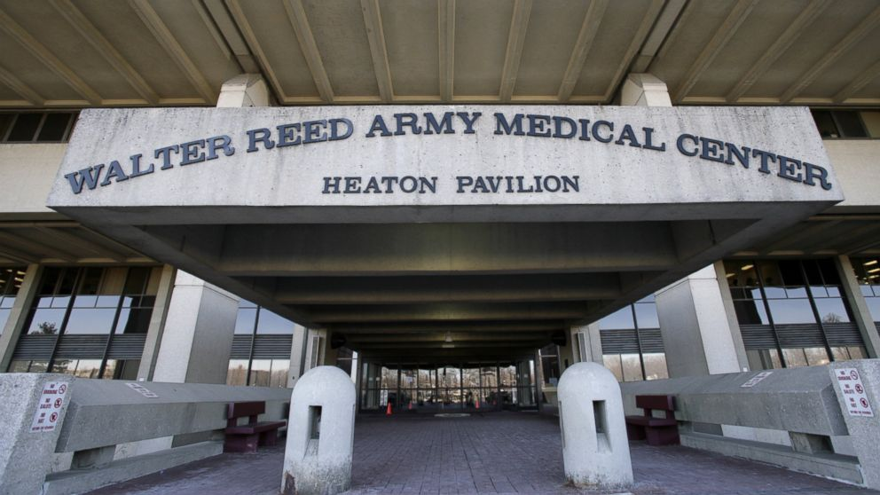 PHOTO: Walter Reed Army Medical Center is seen Feb. 9, 2007, in Washington.