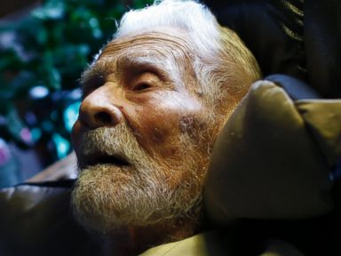 World's Oldest Man Was Younger Than 65 Women