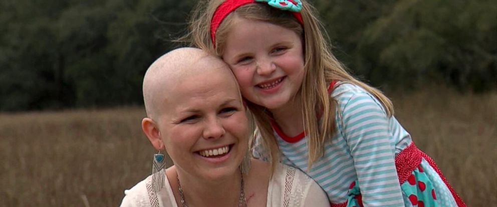 PHOTO: Whitney Cox, 27, was diagnosed with terminal cancer, but her blog about living her life and fighting has garnered a large following.