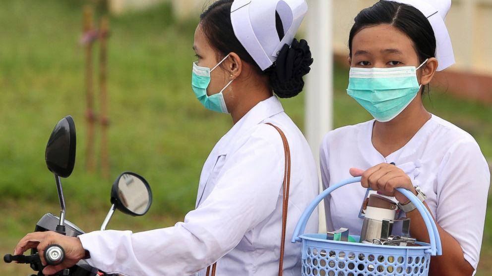 Myanmar officials say 3 die of swine flu