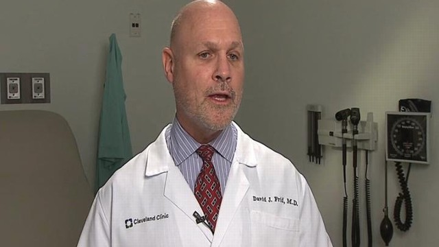 VIDEO: Dr. David Frid says being frightened can have a number of effects on the heart.