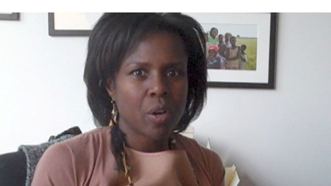VIDEO: ABC News' Deborah Roberts discusses covering Lesotho's HIV crisis in the heat.
