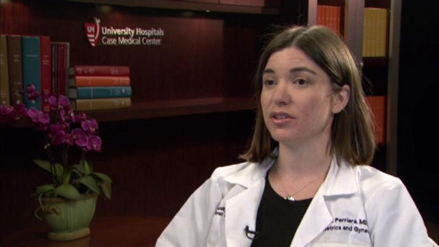VIDEO: Dr. Lisa Perriera says IUDs are the wave of the future for birth control.