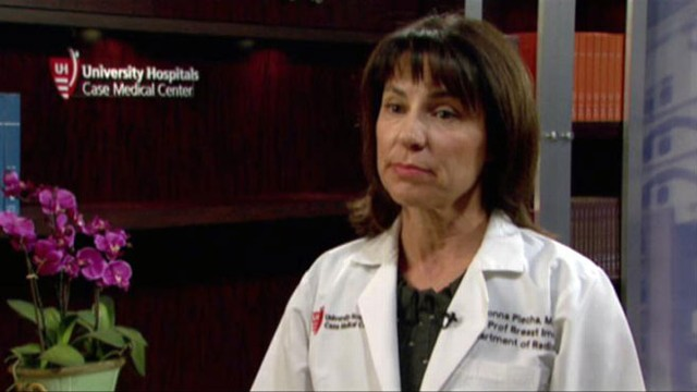 VIDEO: Dr. Donna Plecha says a false-positive mammogram doesnt increase cancer risk.